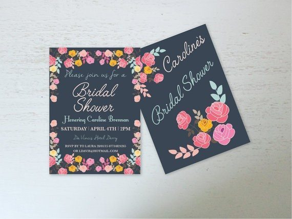 personalised hen party invites
