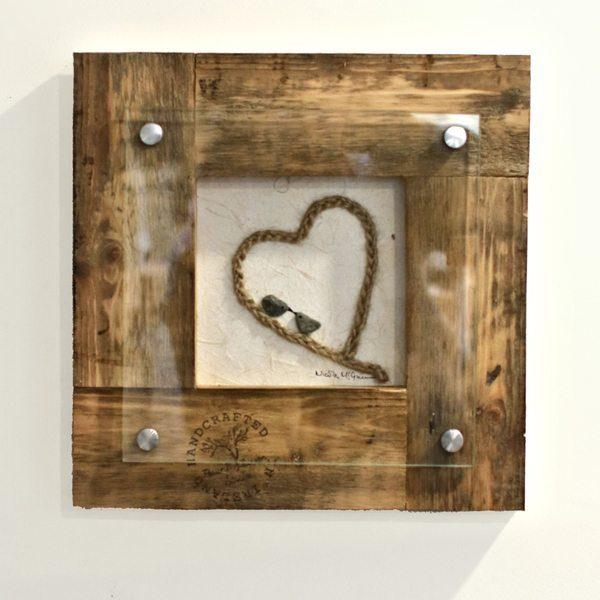 love pebble art