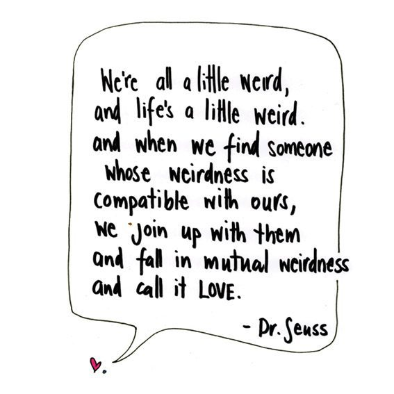 Love Card Sweet Dr Seuss Quote Keepsake Card Greeting Cards Online