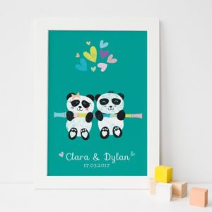 personalised gift for twins