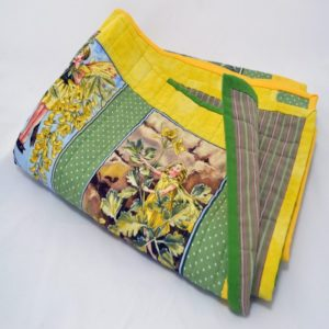 Fairy Patchwork Quilt
