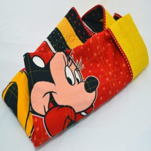 Minnie Patchwork Quilt