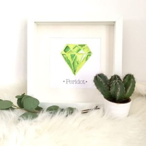 Birthstone gifts