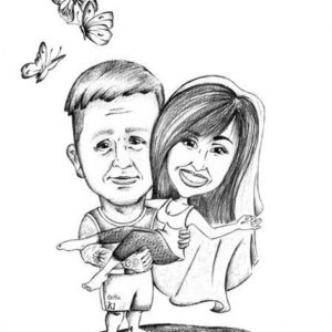 Caricature for Couples