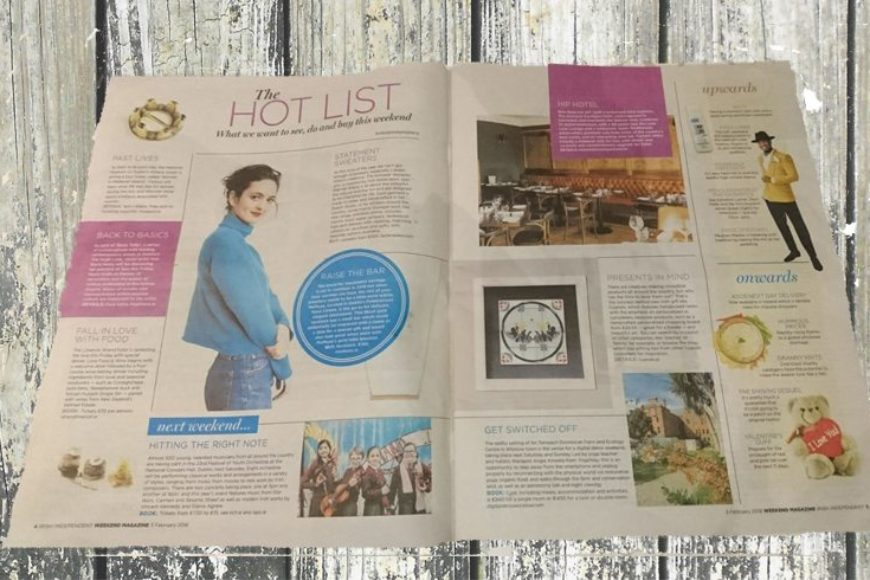 Irish Independent Weekend Magazine