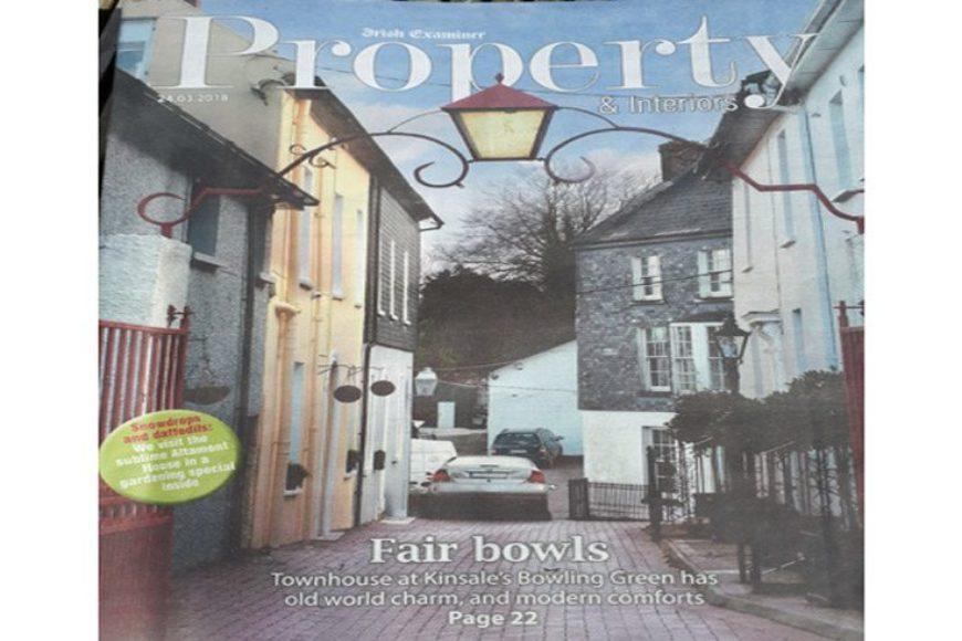Irish Examiner 'All Irish Gifts' 24.03.18