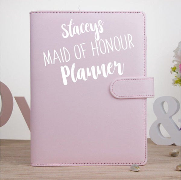 Maid of Honour Planner