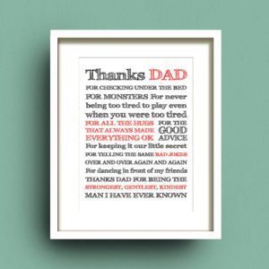 thoughtful gifts for dad