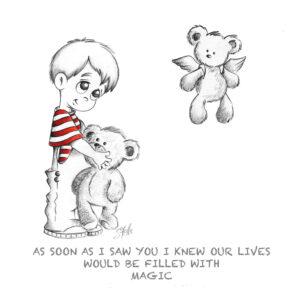 teddy gift