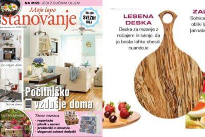 Home & Lifestyle Magazine Moje Stanovanje 12.07.18