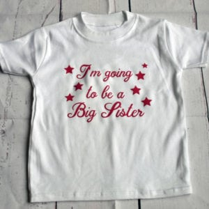 big sister t shirts