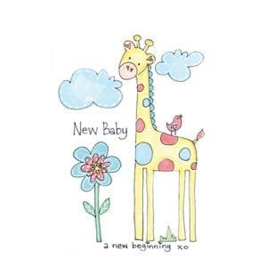 Congratulations New Baby Card