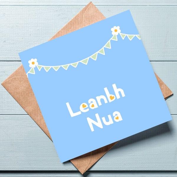 Leanbh Nua Buachaill