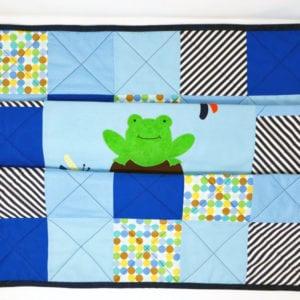 kids patchwork quilt