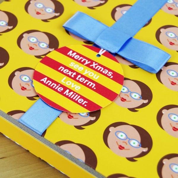 female teacher gift