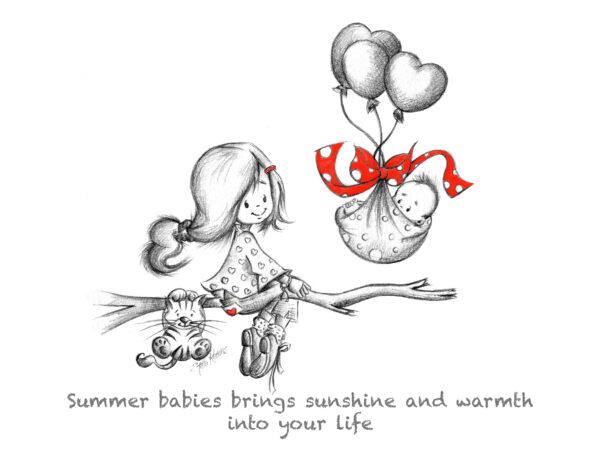 Seasonal gifts for baby