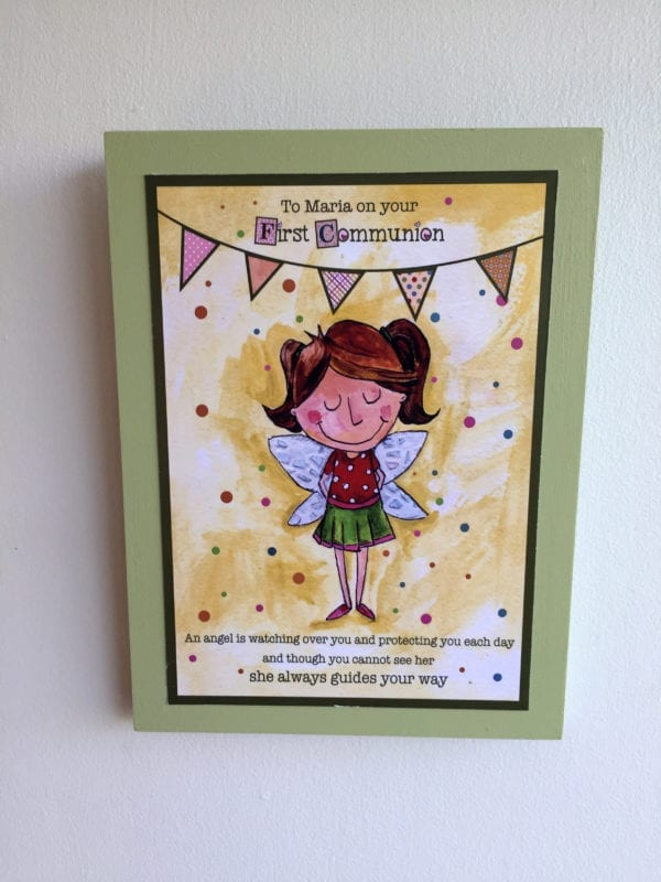 communion gifts for girls