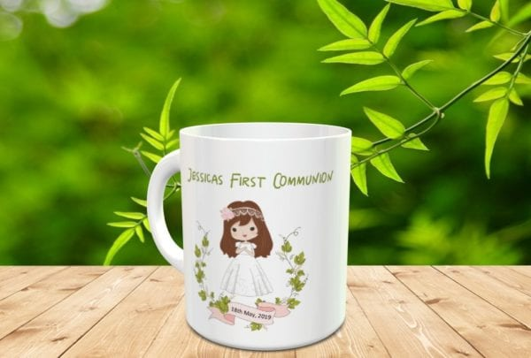 communion day mug