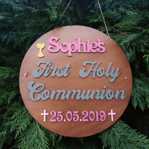 communion decorations