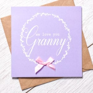 Mothers Day Cards For Grandma