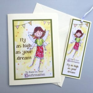 goddaughter communion card