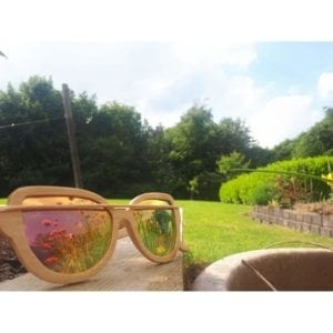 wooden sunglasses ireland