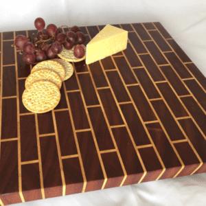 end grain chopping board