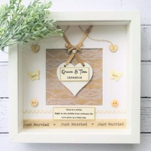 personalised wedding gifts ireland