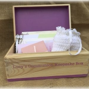 communion presents for girl