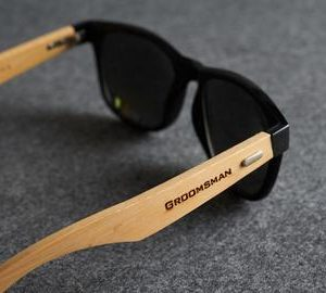 engraved sunglasses
