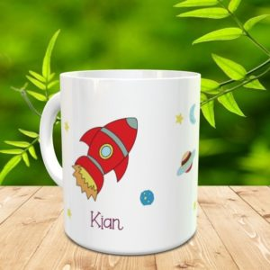 personalised childrens mugs