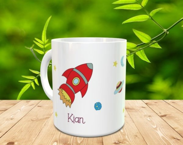 personalised childrens mugs