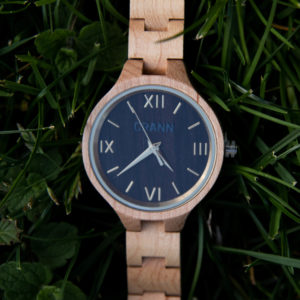 ladies bamboo watches