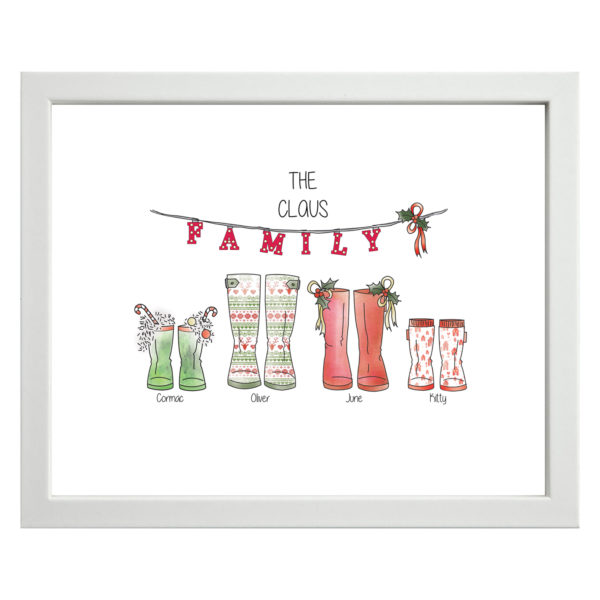 personalised family christmas gifts