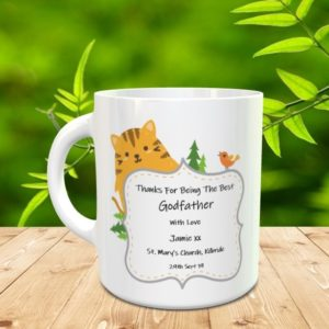 Godparent mug
