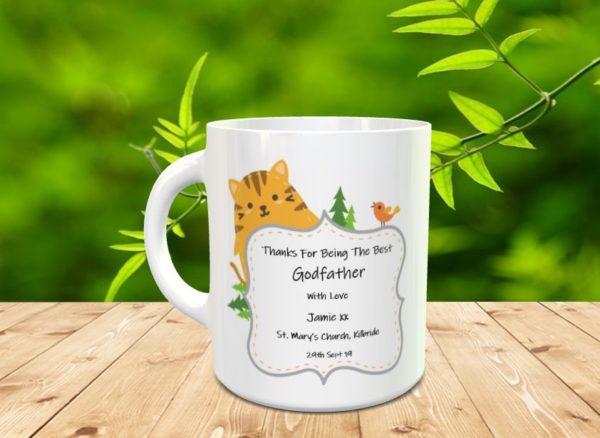 Godparent mug