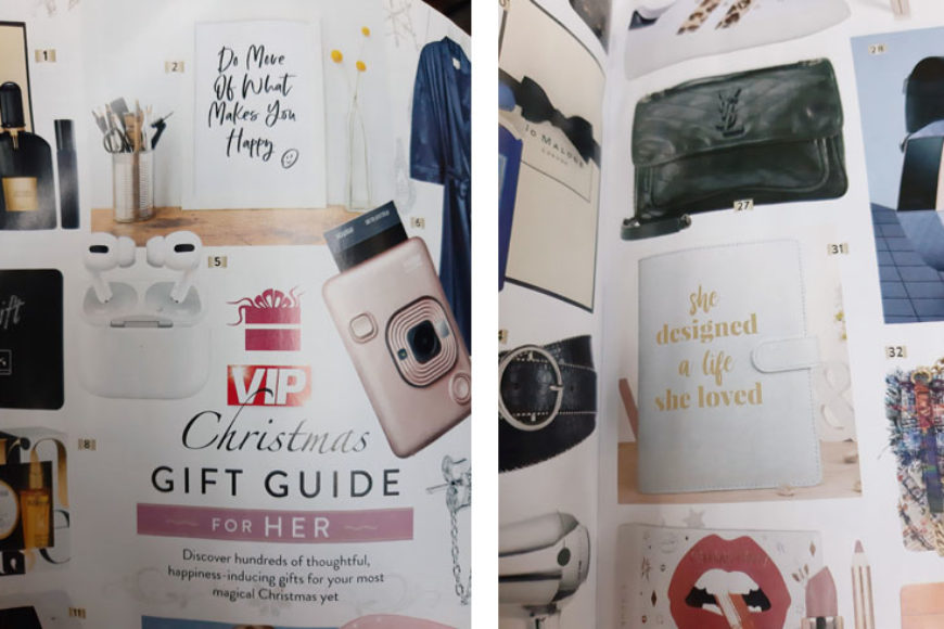 4 Cuando Gifts in VIP's Christmas Gift Guide