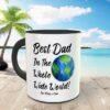 best dad in the world mug