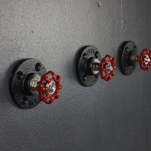 industrial coat hooks