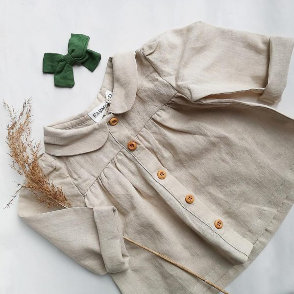 linen childrens clothes