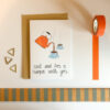 can't wait to have a cuppa with you card