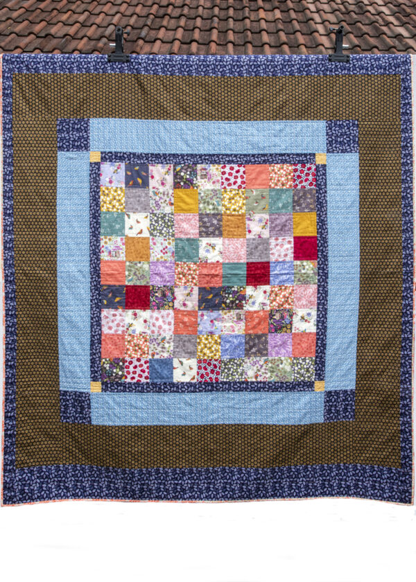 extra large patchwork quilt