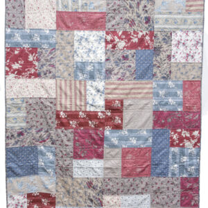 unique Patchwork Quilt