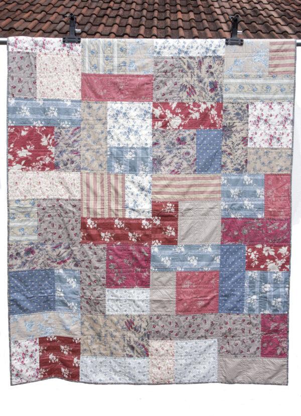 unique Patchwork Quilt
