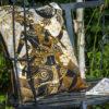 vintage batik cushions