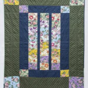 japanese garden patchwork quilt