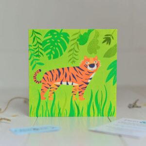 jungle card