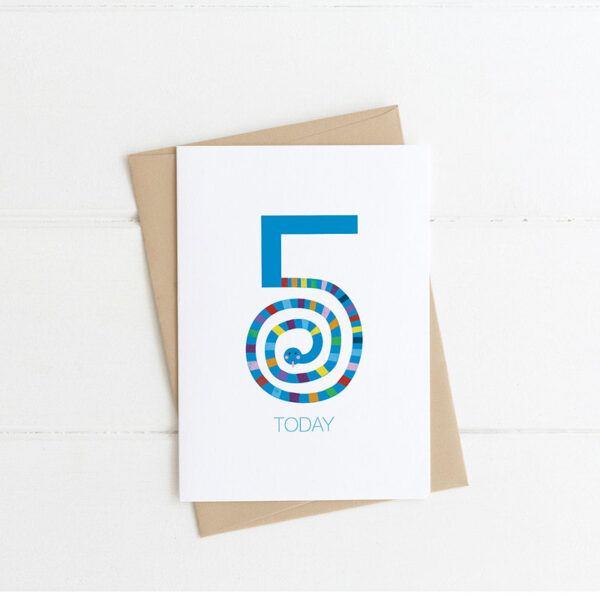 5th-birthday-card