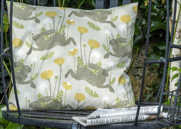 Hares Cushion