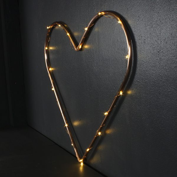 copper heart